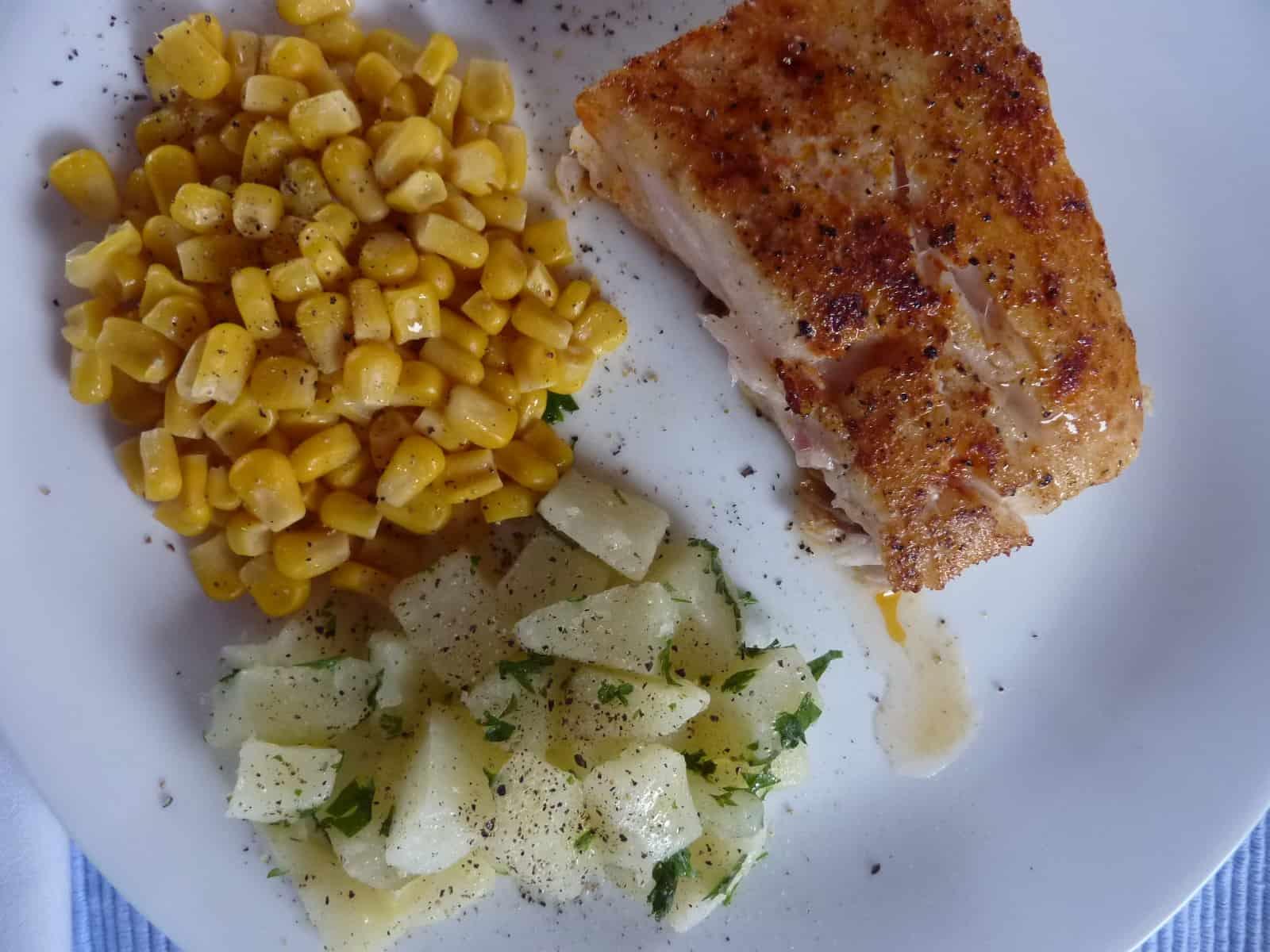 Corvina or saltwater drum recipe for Corvina fish recipes