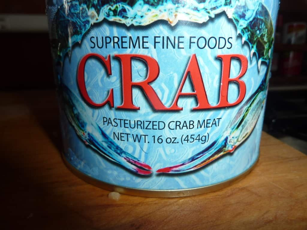 Special crab meat for delicious crab cakes. | joeshelthymeals.com