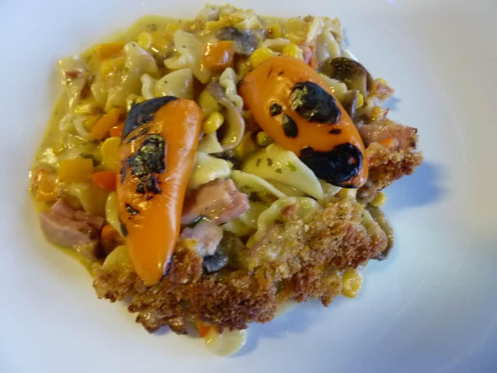 Vegetable tetrazzini. | joeshealthymeals.com