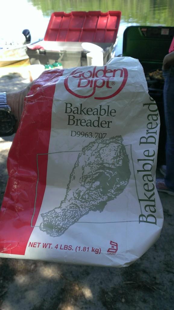 Bakeable Breader