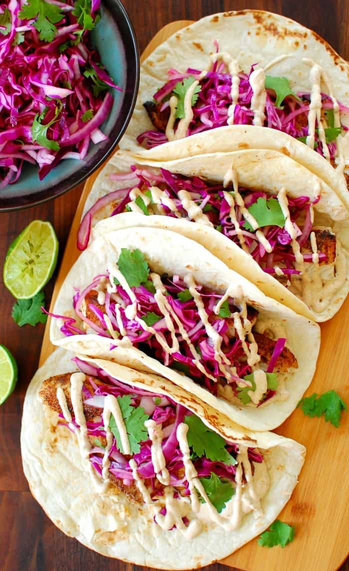 Wicked good fish tacos joe 39 s healthy meals for Suggestions for sides for fish tacos
