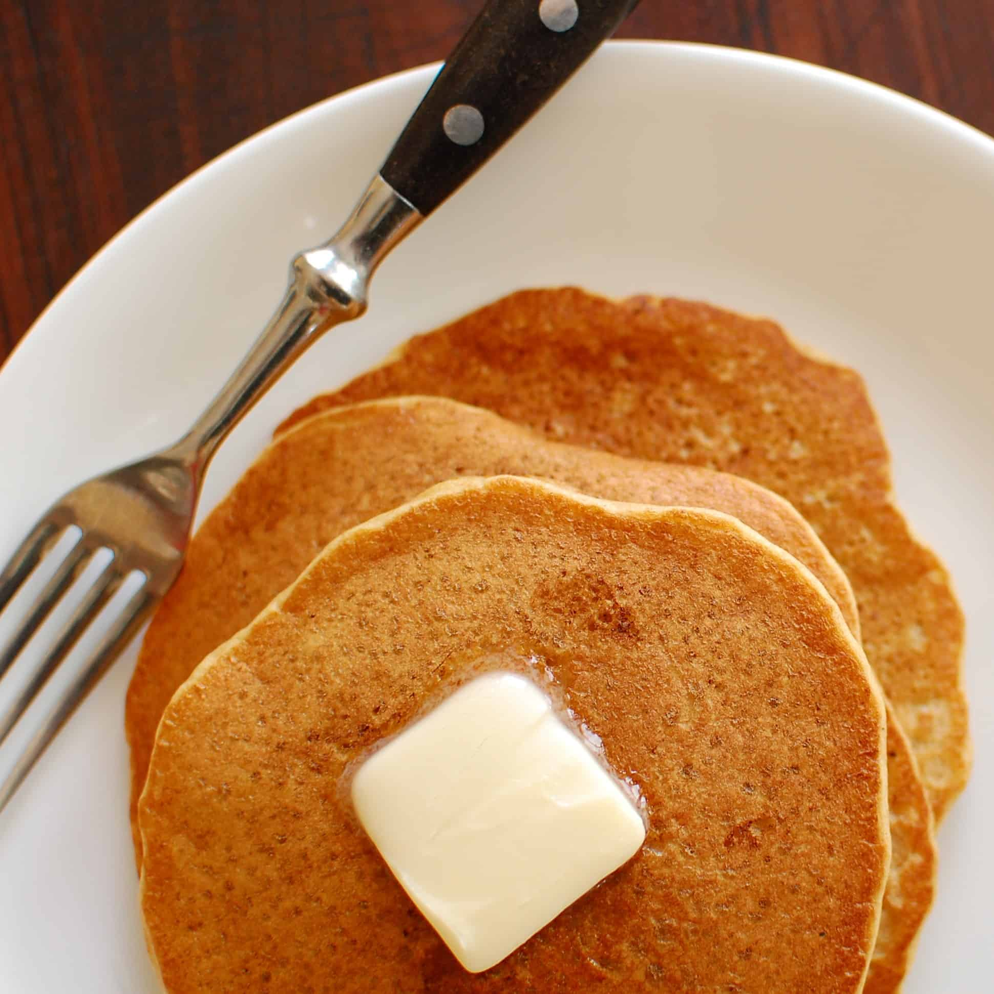 Whole Grain Pancake Recipe | Joe's Healthy Meals