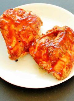 Homemade barbecue sauce