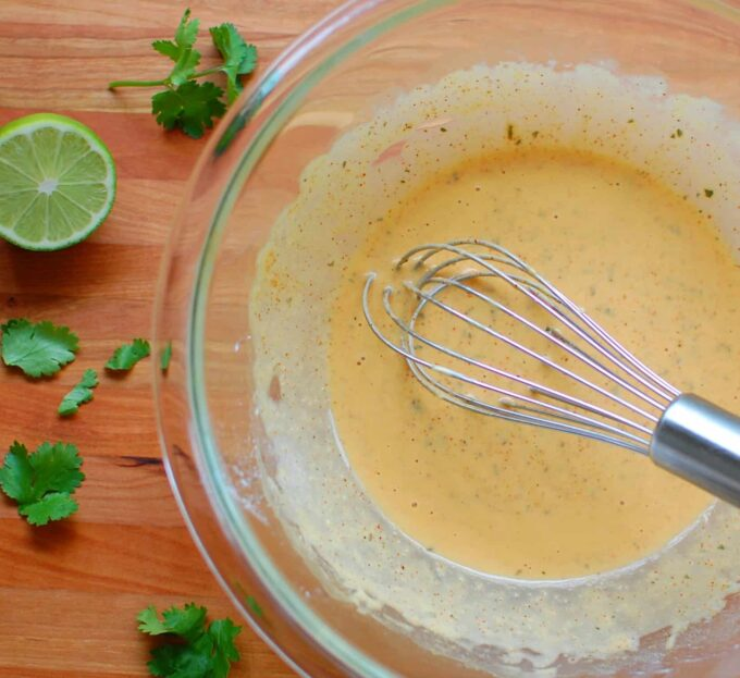 southwest dressing recipe
