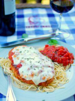 chicken parmesan | joeshealthymeals.com