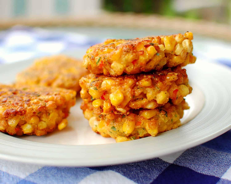 Corn Fritters Joe S Healthy Meals