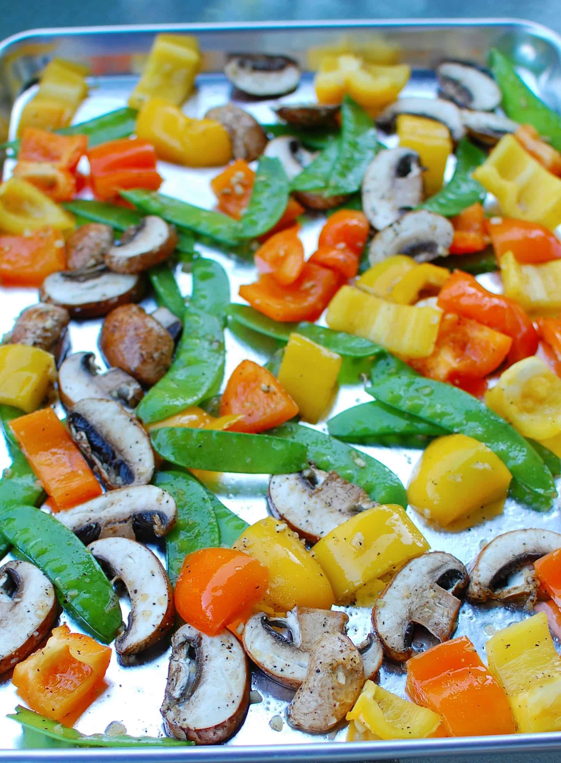 vegetable marinade | joeshealthymeals.com