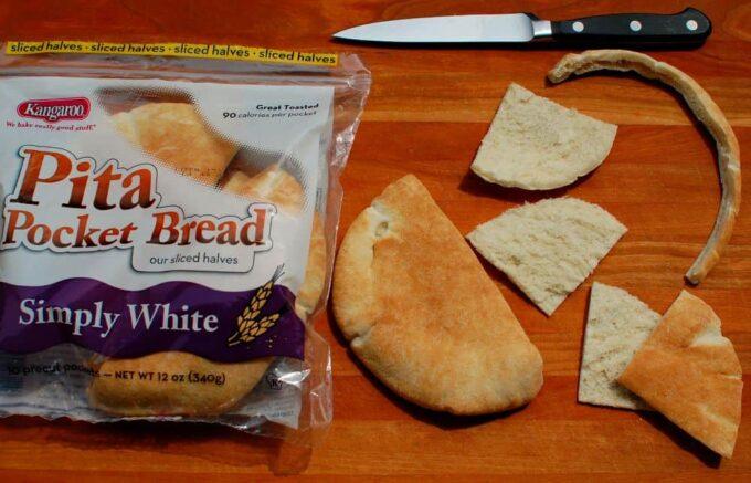 pita pocket bread