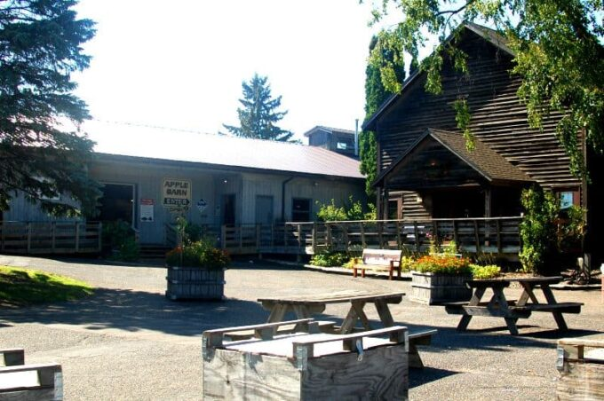 Aamodt's sales barn | joeshealthymeals.com