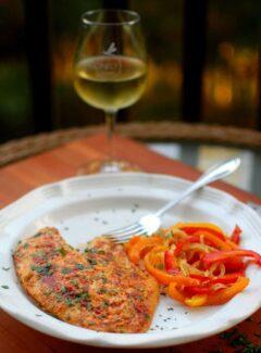 Tilapia Parmesan   joeshealthymeals.com