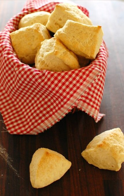 Beer Biscuits from scratch.| joeshealthymeals.com