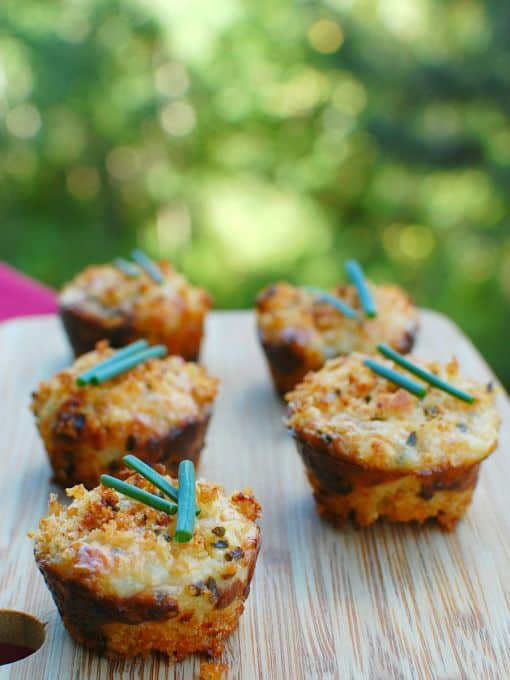 Mini crab cakes. Top 8 most popular appetizers. | joeshealthymeals.com