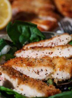 Best crispy chicken breasts